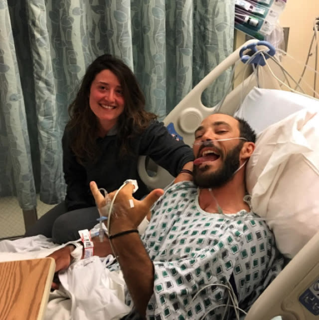 Tourist loses part of  leg in Hawaii shark attack