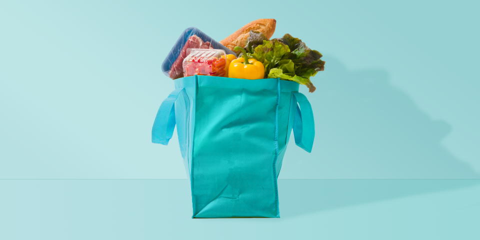 """<p>If you think you might be using too much plastic, there's a good chance much of it is coming from your weekly trip to the grocery store. Stocking up on fruits, veggies and other produce usually means tearing off a few plastic baggies (and hurting the environment) — but if you're looking for a more sustainable, eco-friendly alternative, reusable produce bags offer an easy and convenient solution to plastic produce bags. </p><p>In the <a href=""""https://www.goodhousekeeping.com/institute/about-the-institute/a19748212/good-housekeeping-institute-product-reviews/"""" rel=""""nofollow noopener"""" target=""""_blank"""" data-ylk=""""slk:Good Housekeeping Institute"""" class=""""link rapid-noclick-resp"""">Good Housekeeping Institute</a>, we assess reusable produce bags using performance evaluations like quality of the closure and resistance to accidental opening; durability evaluations to determine the bag's ability to stand up to tearing or fraying; and ease of use evaluations to determine the ease of opening and closing the bag, size and construction. We also note how easy it is to clean the produce bags. In some case, we have sent produce bags home with consumer testers who rate the bags based on their personal grocery shopping experience and overall satisfaction. After testing a wide rage of green produce bags, we've determined the best reusable produce bags, whether you're looking for the best reusable in every material and for every activity.</p><p>Because produce bags don't keep food cold, you should head straight home after <a href=""""https://www.goodhousekeeping.com/life/money/g3270/money-saving-grocery-shopping-tricks/"""" rel=""""nofollow noopener"""" target=""""_blank"""" data-ylk=""""slk:grocery shopping"""" class=""""link rapid-noclick-resp"""">grocery shopping</a> for anything that needs refrigeration — especially in the summer. That's because the <a href=""""https://www.fda.gov/Food/FoodborneIllnessContaminants/BuyStoreServeSafeFood/ucm255180.htm"""" rel=""""nofollow noopener"""" target=""""_blank"""" data-ylk=""""slk:FDA"""" class="""""""