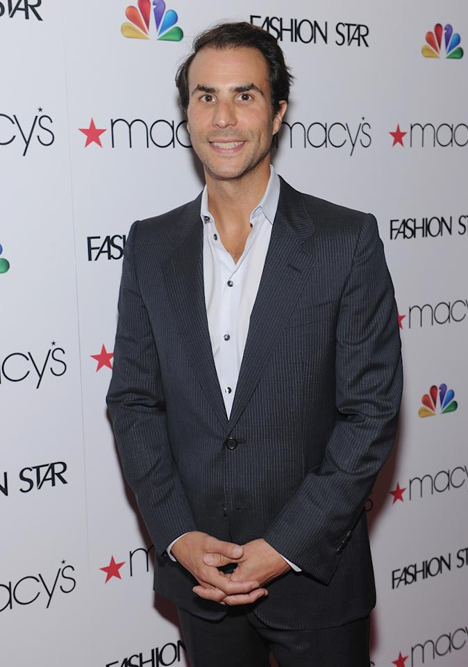 """Ben Silverman attends the """"<a target=""""_blank"""" href=""""http://tv.yahoo.com/fashion-star/show/47285"""">Fashion Star</a>"""" celebration at Macy's Herald Square on March 13, 2012 in New York City."""