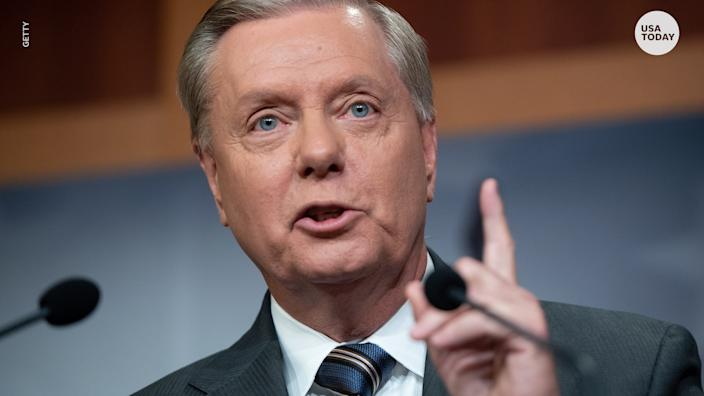 Lindsey Graham is 'increasingly optimistic' if we 'play our cards right' in Syria
