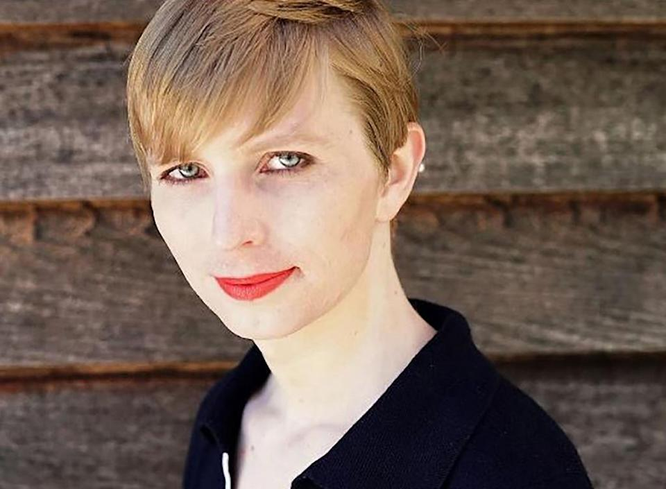 Transgender former soldier Chelsea Manning has tried to build a new life as a woman after being freed from prison in 2017, but she was sent back to jail in March 2019 for refusing to testify to a grand jury (AFP Photo/HO)