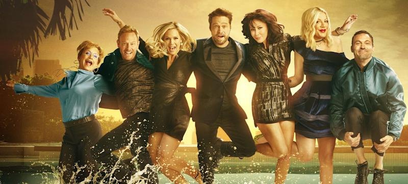 The new cast of BH90210