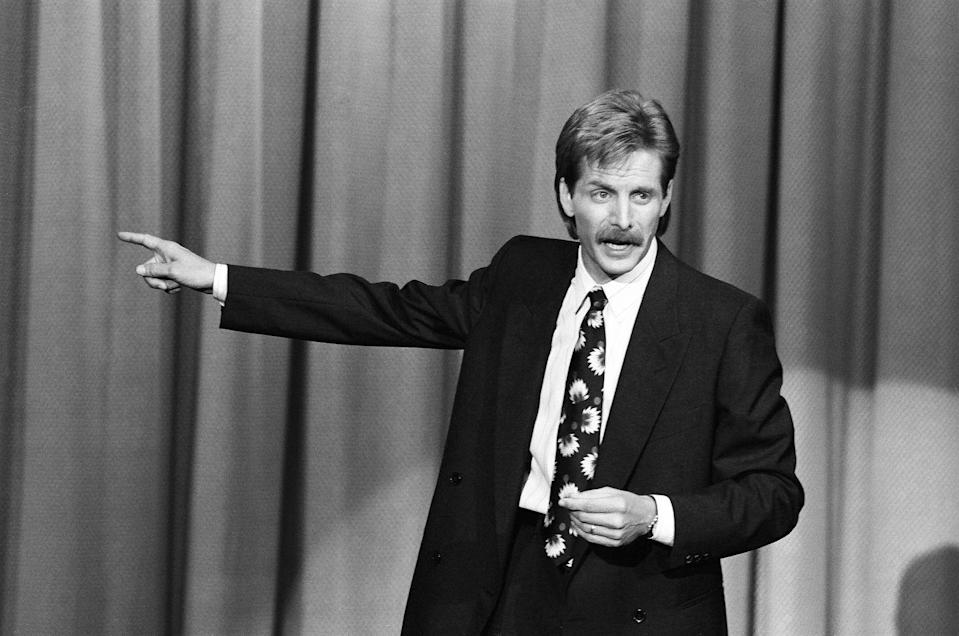 <p>You might be surprised to find out that Foxworthy has been rocking what's become one of the most famous mustaches in stand-up since 11th grade.</p>