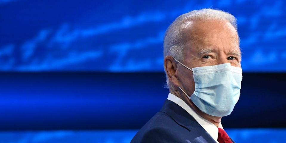 Joe Biden's Performance at His Town Hall Made Twitter and I Feel Very Zen