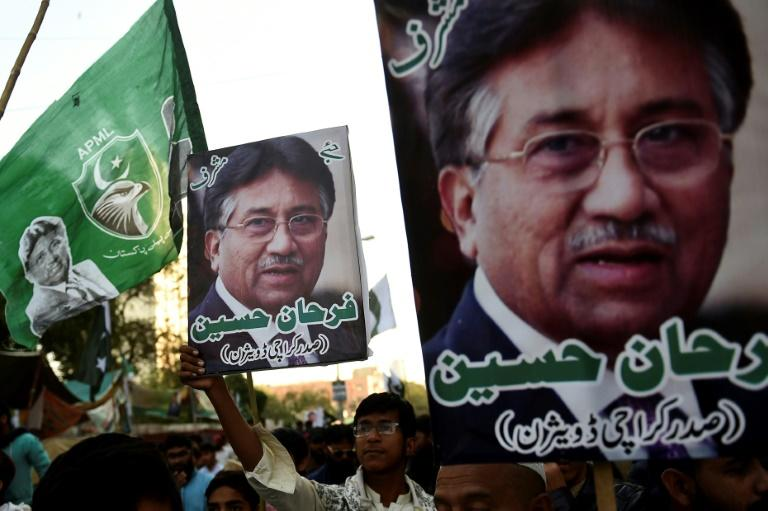 The journalist had criticised the decision to lift the death penalty on former military ruler Pervez Musharraf