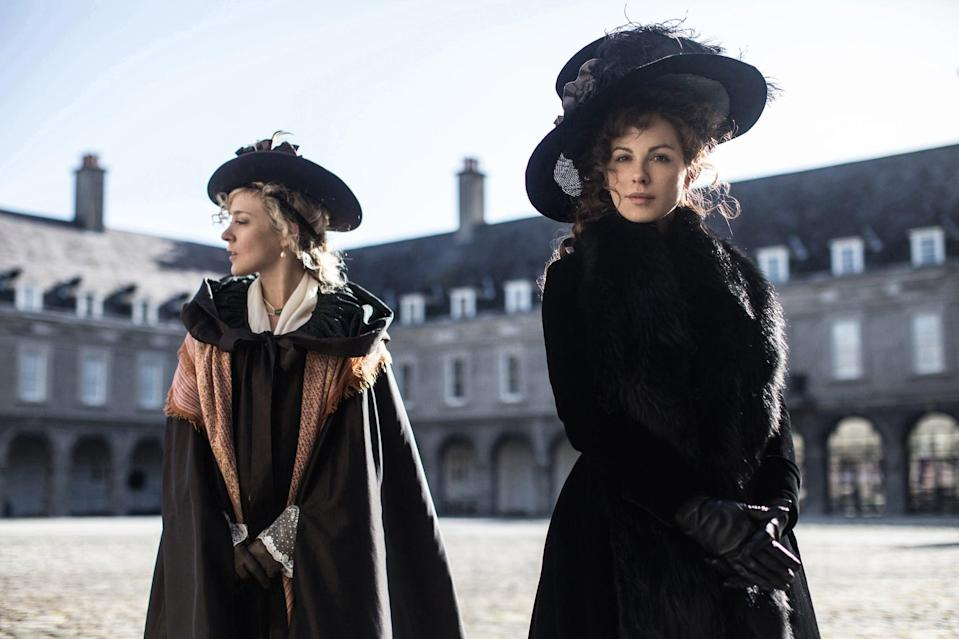 "<p><strong>Pride and Prejudice</strong> fans looking for a lesser-known Austen adaptation should look no further than <strong>Love &amp; Friendship</strong>, an adaptation of Austen's novella <strong>Lady Susan</strong> (although, confusingly, it takes its name from a piece of juvenalia from Austen's early work). Wealthy young widow Lady Susan is out to secure wealthy matches for her and for her daughter, and she's not above some very petty manipulations to make it happen.</p> <p><a href=""http://www.amazon.com/Love-Friendship-Kate-Beckinsale/dp/B01F4CAFVC"" class=""link rapid-noclick-resp"" rel=""nofollow noopener"" target=""_blank"" data-ylk=""slk:Watch Love &amp; Friendship on Amazon Prime"">Watch <strong>Love &amp; Friendship</strong> on Amazon Prime</a>.</p>"