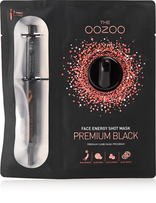 The Oozoo Face Energy Shot Mask. (PHOTO: Net-A-Porter)