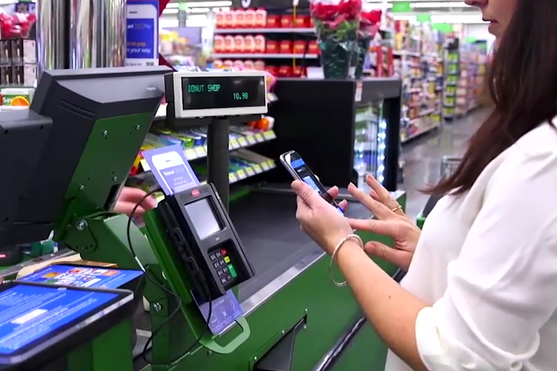 Walmart hopes to boost mobile payment profile by increasing Walmart Pay options