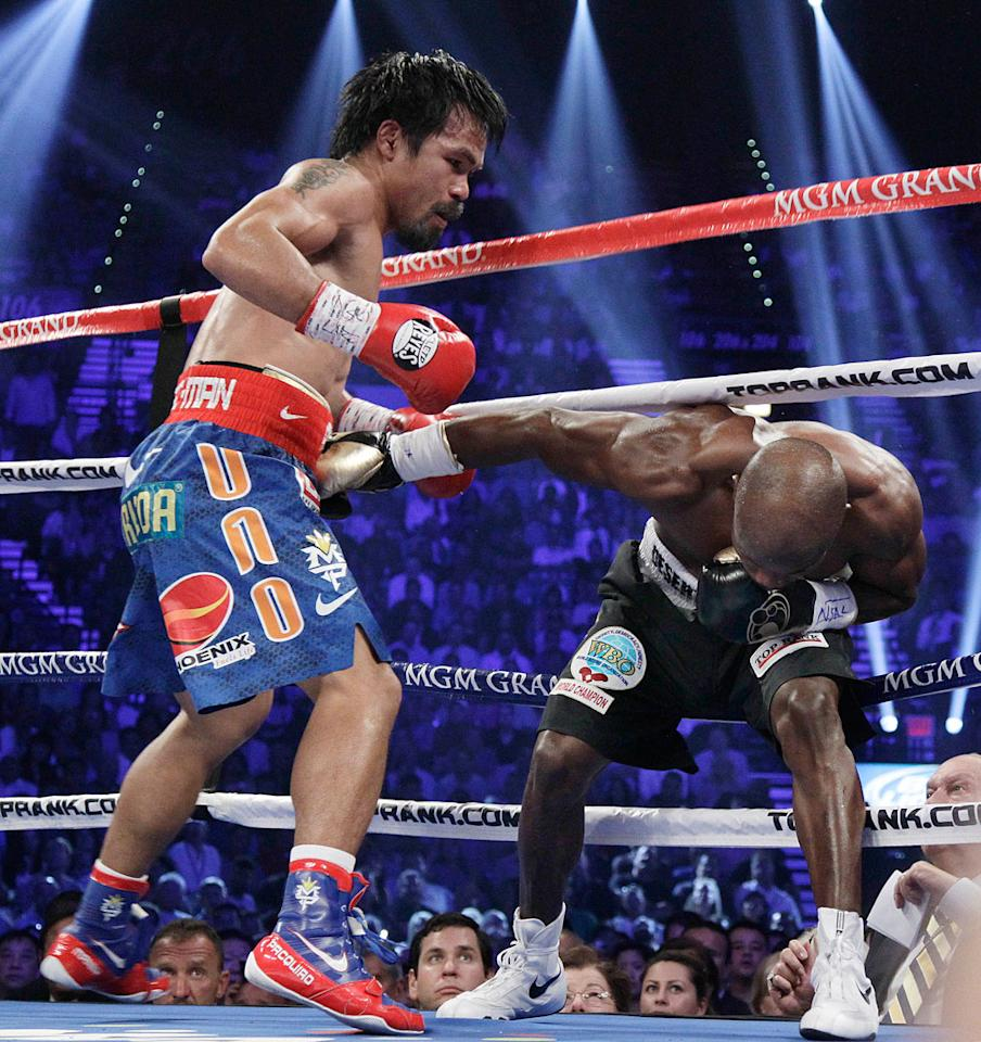 Boxing: Manny Pacquiao Vs. Timothy Bradley Jr