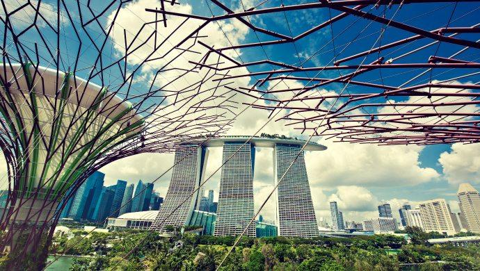 Singapore is creating a US$718M innovation fund; will invest up to US$107M in each startup