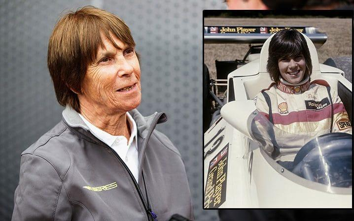 Divina Galica was omce called 'Britain's first lady of motor racing' - Zak Mauger