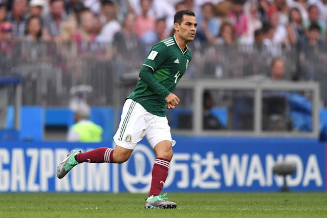 Rafael Marquez: Five World Cups but Mexico's captain is lost in the shadows far from the national hero he should be