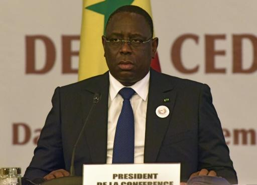 Africa 'losing 60 bn euros a year in tax evasion': Senegal's Sall