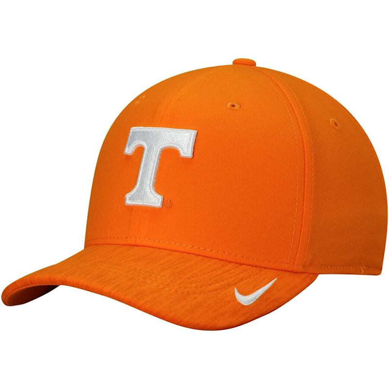 Nike Tennessee Volunteers Sideline Swoosh Performance Hat