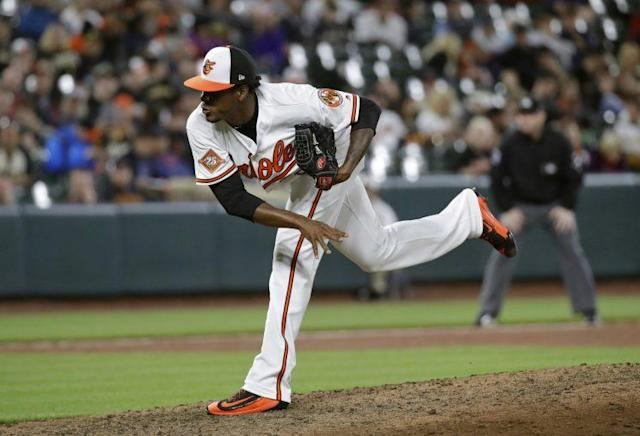 "<a class=""link rapid-noclick-resp"" href=""/mlb/players/7241/"" data-ylk=""slk:Edwin Jackson"">Edwin Jackson</a> has played for 12 different major league teams. (AP)"