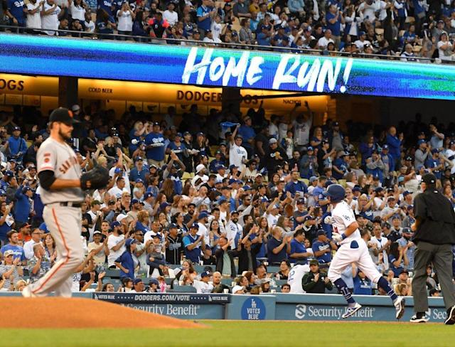 Giants' first-inning failures are simply staggering, show up again in another blowout
