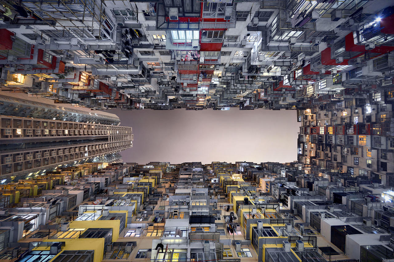 <p>These incredible pictures of Hong Kong from a never-seen-before angle will take your breath away. (Photo: Romain Jacquet-Lagreze/Caters News) </p>