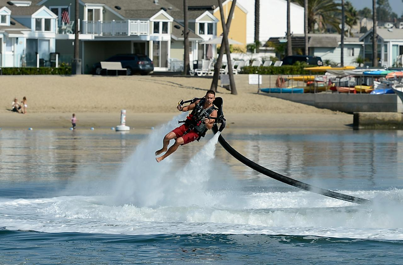 jetlev business plan