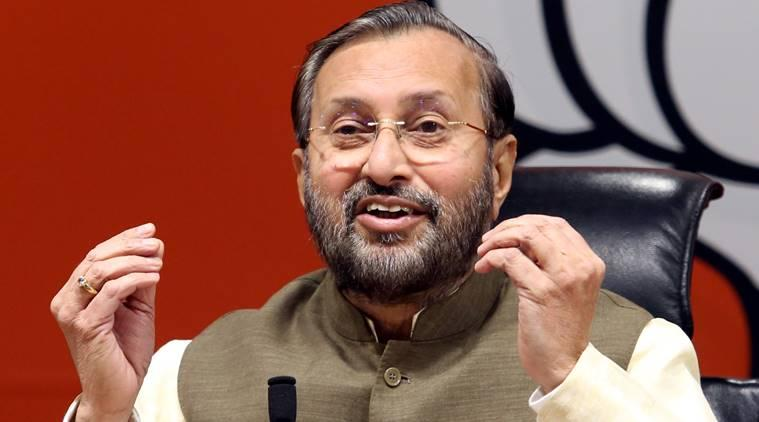 prakash javadekar, tv channels guidelines, I&B Ministry, tv channels guidelines, vulgar content in TV channels, ministry of information and broadcasting, indian tv channels, indian languages, indian tv serials, india news, Indian Express