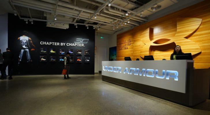 Stocks to Sell: Under Armour Inc (UAA)