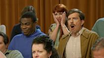 """<p>Life gets complicated for Ed Helms's character when he's thrust into the spotlight in <strong>The Clapper</strong>. Watch how this newcomer goes from a professional audience member on infomercials to an LA actor in this heartfelt romantic comedy. </p> <p>Watch <a href=""""http://netflix.com/title/80179373"""" class=""""link rapid-noclick-resp"""" rel=""""nofollow noopener"""" target=""""_blank"""" data-ylk=""""slk:The Clapper""""><strong>The Clapper</strong></a> on Netflix now.</p>"""