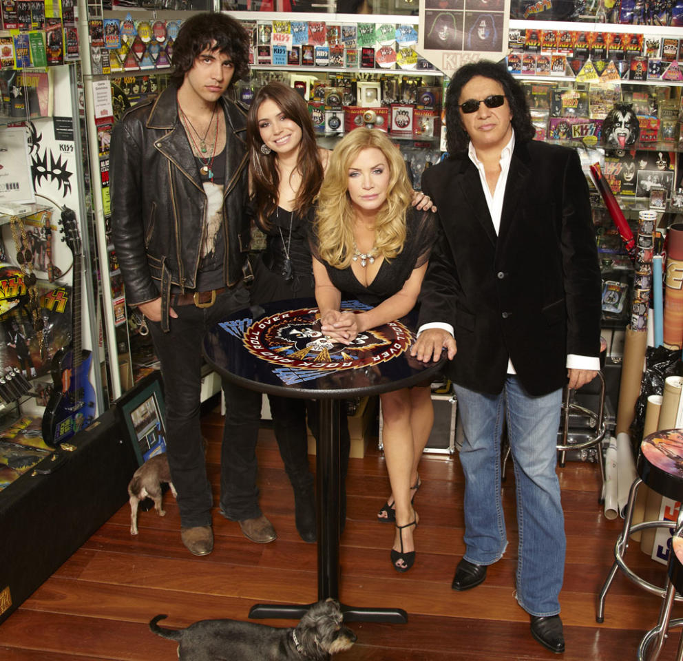 "<b><a href=""http://tv.yahoo.com/gene-simmons-family-jewels/show/39583"" target=""_blank"">""Gene Simmons Family Jewels""</a></b> (A&E) <br><br> <a href=""http://tv.yahoo.com/news/e-cancels-gene-simmons-family-jewels-223638649.html"" target=""_blank"">Read More</a>"