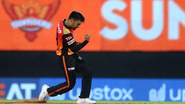 Rashid Khan was the most impressive bowler for SRH. He picked two wickets for just 24 runs. He got rid of dangerous Andre Russell cheaply in the match. Sportzpics