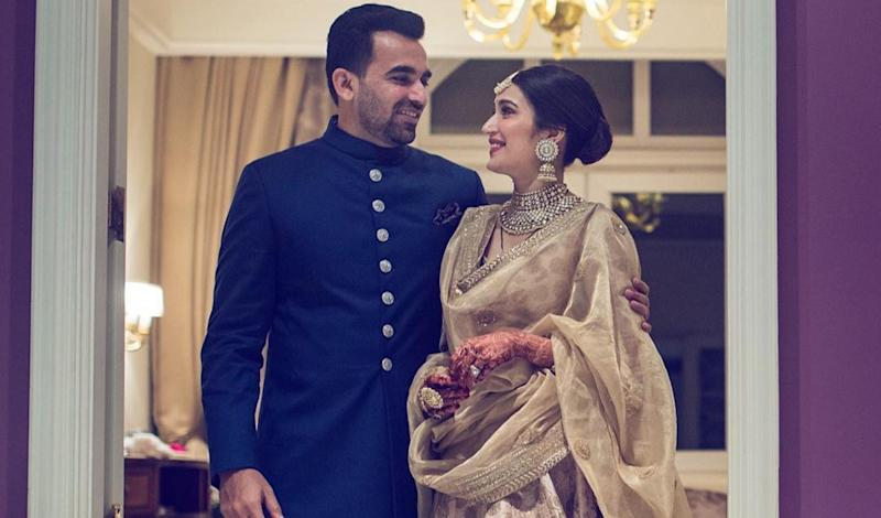 Sagarika Ghatge and Zaheer Khan Expecting Their First Baby?