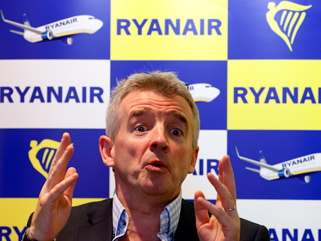 Ryanair profit rises 8%; another buyback initiated