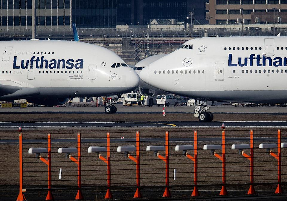 Lufthansa is launching a new initiative for economy passengers (Copyright 2019 The Associated Press. All rights reserved)