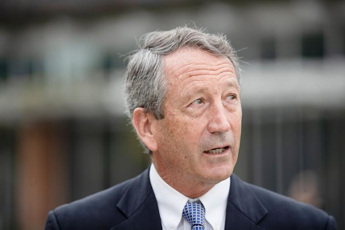 Former South Carolina Gov. Mark Sanford is no longer running against President Donald Trump in the 2020 election. (Photo: ASSOCIATED PRESS)