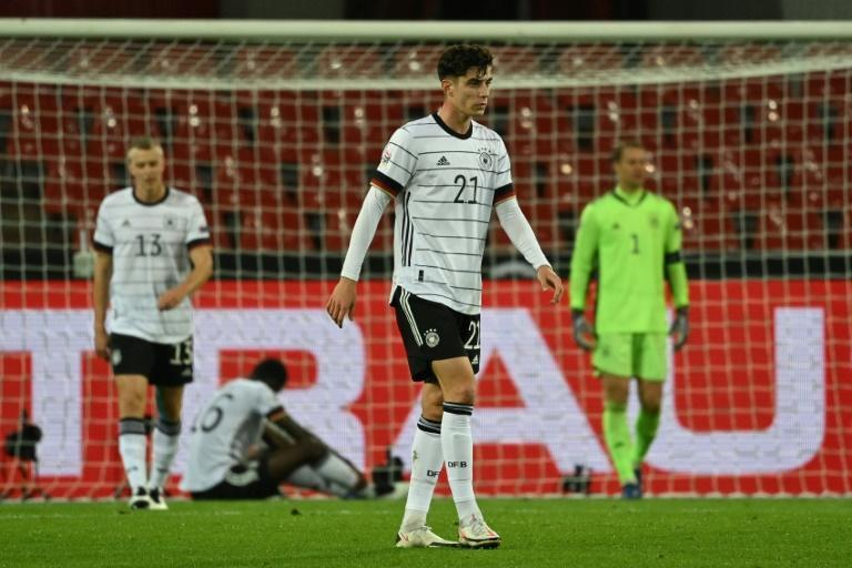 Kai Havertz has been left out the Germany squad after testing positive for Covid-19 at Chelsea