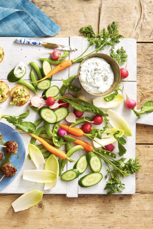 """<p>Spring is here! Prepare for April showers, budding flowers, and these delicious spring recipes full of the season's finest vegetables, plus plenty of ideas to add to <a href=""""https://www.goodhousekeeping.com/holidays/easter-ideas/g2353/easter-dinner-menus/"""" target=""""_blank"""">your Easter dinner spread</a> and your <a href=""""https://www.goodhousekeeping.com/holidays/mothers-day/g4229/mothers-day-dinner/"""" target=""""_blank"""">Mother's Day menu</a>.</p><p>From <a href=""""https://www.goodhousekeeping.com/holidays/easter-ideas/g4159/easter-appetizers/"""" target=""""_blank"""">easy spring appetizers</a> to the ultimate mains for an easy Easter feast, these tasty recipes are sure to utilize peas, asparagus, carrots, and all kinds of other fresh veggie goodies. In the mood for a light spring salad? Try our Charred Snap Peas With Creamy Tarragon Dressing as a light and <a href=""""https://www.goodhousekeeping.com/food-recipes/healthy/g960/healthy-lunch-ideas/"""" target=""""_blank"""">healthy lunch idea</a> or <a href=""""https://www.goodhousekeeping.com/holidays/easter-ideas/g26447507/best-side-dishes-for-ham/"""" target=""""_blank"""">an easy side</a>. If you're on the hunt for festive Easter recipes, we've collected plenty of <a href=""""https://www.goodhousekeeping.com/food-recipes/easy/g428/easy-egg-recipes/"""" target=""""_blank"""">egg recipes</a>, plus some easy starters to impress your whole family. No matter your plans this season, these (mostly!) healthy spring recipes are sure to impress.</p>"""
