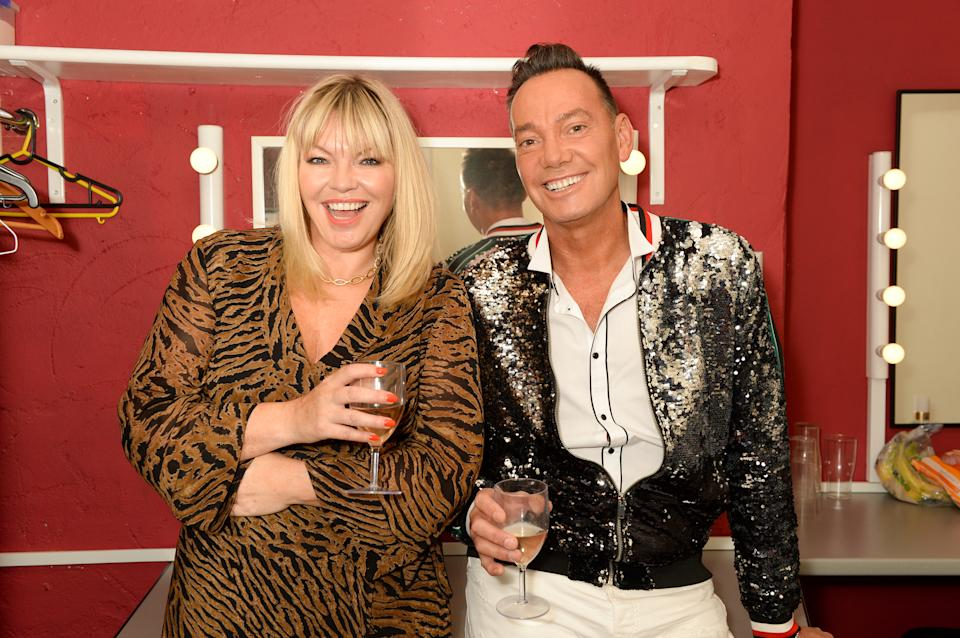 Kate Thornton asked Craig Revel Horwood about his