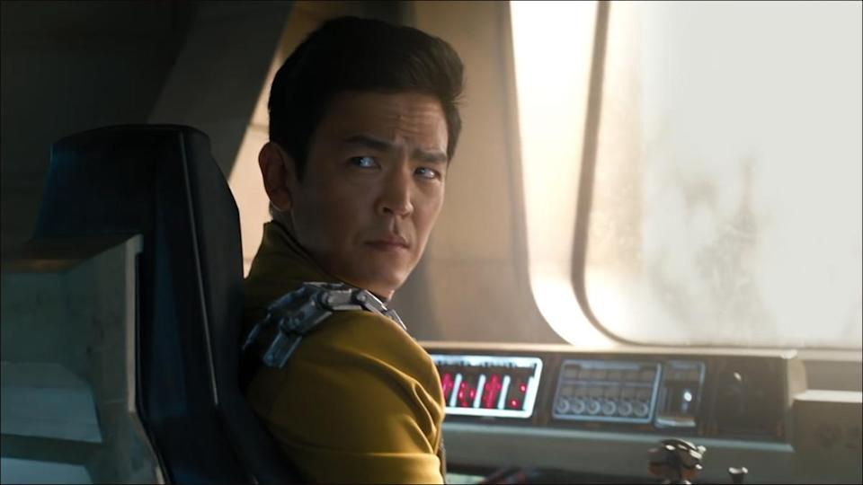 Cho will return as Sulu in Star Trek 4