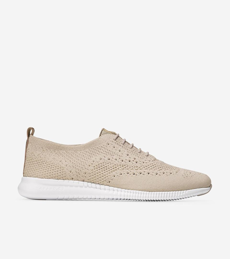 """<br><br><strong>Cole Haan</strong> 2.ZERØGRAND Wingtip Oxford, $, available at <a href=""""https://go.skimresources.com/?id=30283X879131&url=https%3A%2F%2Ffave.co%2F3nkPhiW"""" rel=""""nofollow noopener"""" target=""""_blank"""" data-ylk=""""slk:Cole Haan"""" class=""""link rapid-noclick-resp"""">Cole Haan</a>"""