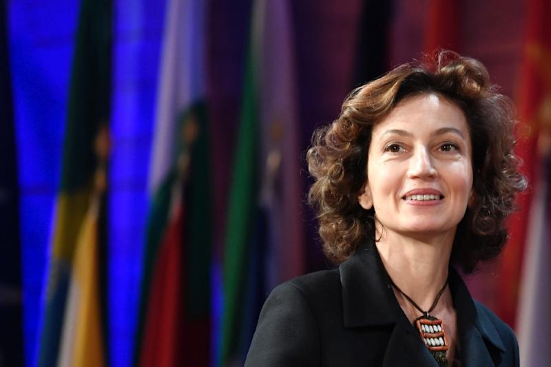 "Audrey Azoulay says the US pulling out of UNESCO is ""not the beginning and end"" of the agency"