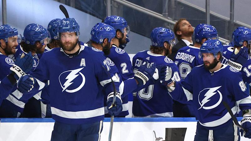 Lightning on road to erase past disappointments, return to Stanley Cup Final