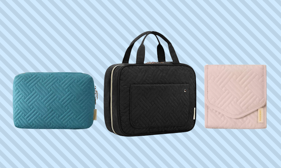 Keep your stuff organized on the go —at a sweet discount. (Photo: Amazon)