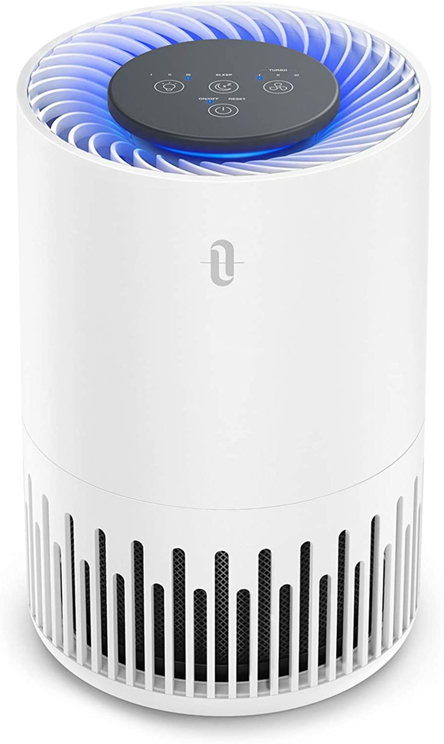 TaoTronics HEPA Air Purifier for Home - Amazon, $110 (originally $135)