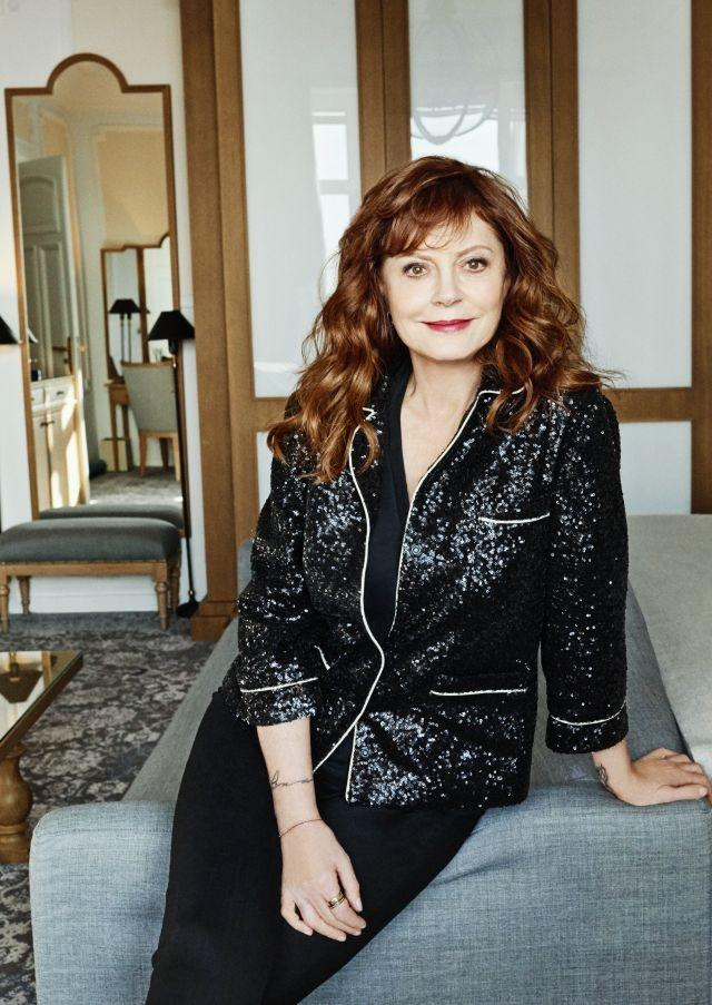Susan Sarandon to represent Fairmont Hotels