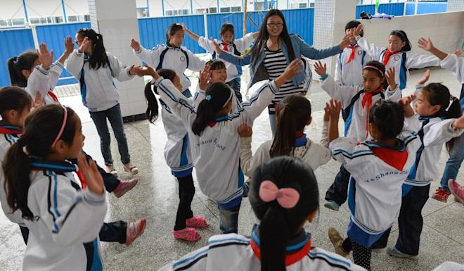 Chinese parents send their children to a wide range of after-school classes. Photo: Xinhua