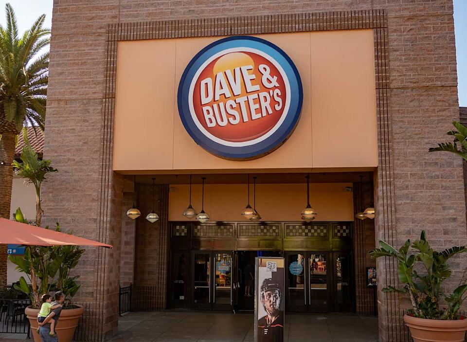 Dave busters