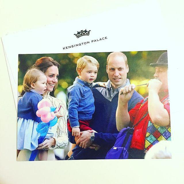 """<p>One royal fan shared a photograph of this family photo on her Instagram account. The snap sees Prince William carrying his son, Prince George, while Princess Charlotte looks on in wonder at a balloon artist, while carried by Kate Middleton. </p><p><a href=""""https://www.instagram.com/p/BO5pI54A-Js/?utm_source=ig_web_copy_link"""" rel=""""nofollow noopener"""" target=""""_blank"""" data-ylk=""""slk:See the original post on Instagram"""" class=""""link rapid-noclick-resp"""">See the original post on Instagram</a></p>"""