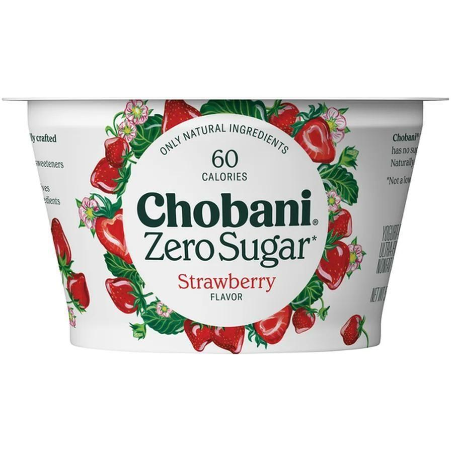 """<p><strong>Chobani</strong></p><p><strong>$1.79</strong></p><p><a href=""""https://go.redirectingat.com?id=74968X1596630&url=https%3A%2F%2Fwww.instacart.com%2Flanding%3Fproduct_id%3D24882489&sref=https%3A%2F%2Fwww.prevention.com%2Ffood-nutrition%2Fhealthy-eating%2Fg37871941%2Fbest-low-carb-snacks%2F"""" rel=""""nofollow noopener"""" target=""""_blank"""" data-ylk=""""slk:Shop Now"""" class=""""link rapid-noclick-resp"""">Shop Now</a></p><p>We named the new Chobani zero-sugar yogurt one of the <a href=""""https://www.prevention.com/food-nutrition/healthy-eating/g36664197/best-yogurt-brands/"""" rel=""""nofollow noopener"""" target=""""_blank"""" data-ylk=""""slk:best yogurt brands to stock up on"""" class=""""link rapid-noclick-resp"""">best yogurt brands to stock up on</a> for good reason. With only one net carb due to the inclusion of allulose (a rare sugar found in nature that doesn't affect blood sugar or insulin levels), it's one of the lowest carb yogurts you can find with all the flavor, Harris-Pincus says.</p>"""