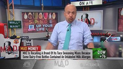 Cramer: McCormick the ultimate 'at home' economy play with plenty of spice