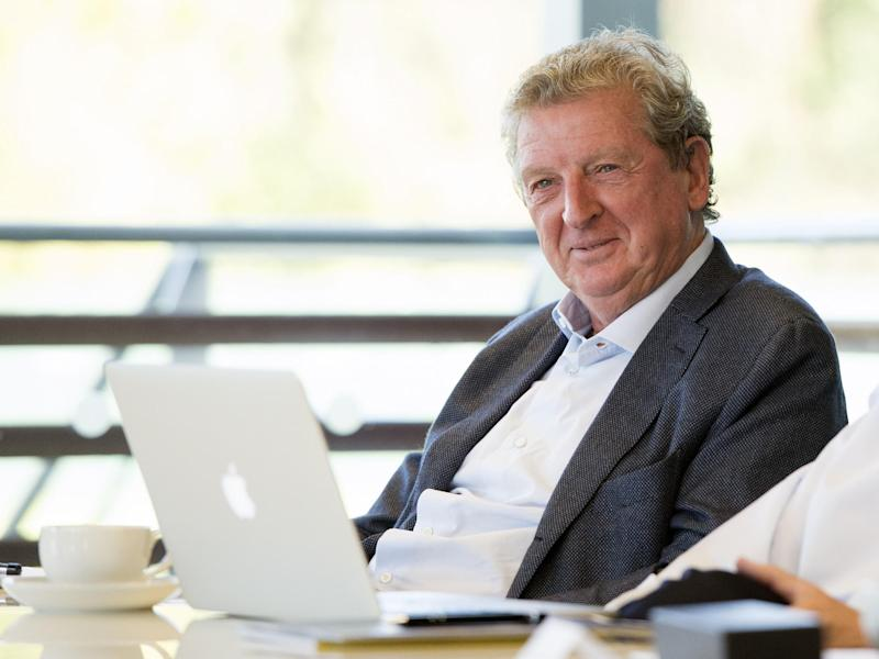 Hodgson has been out of work since resigning from the England job: Getty