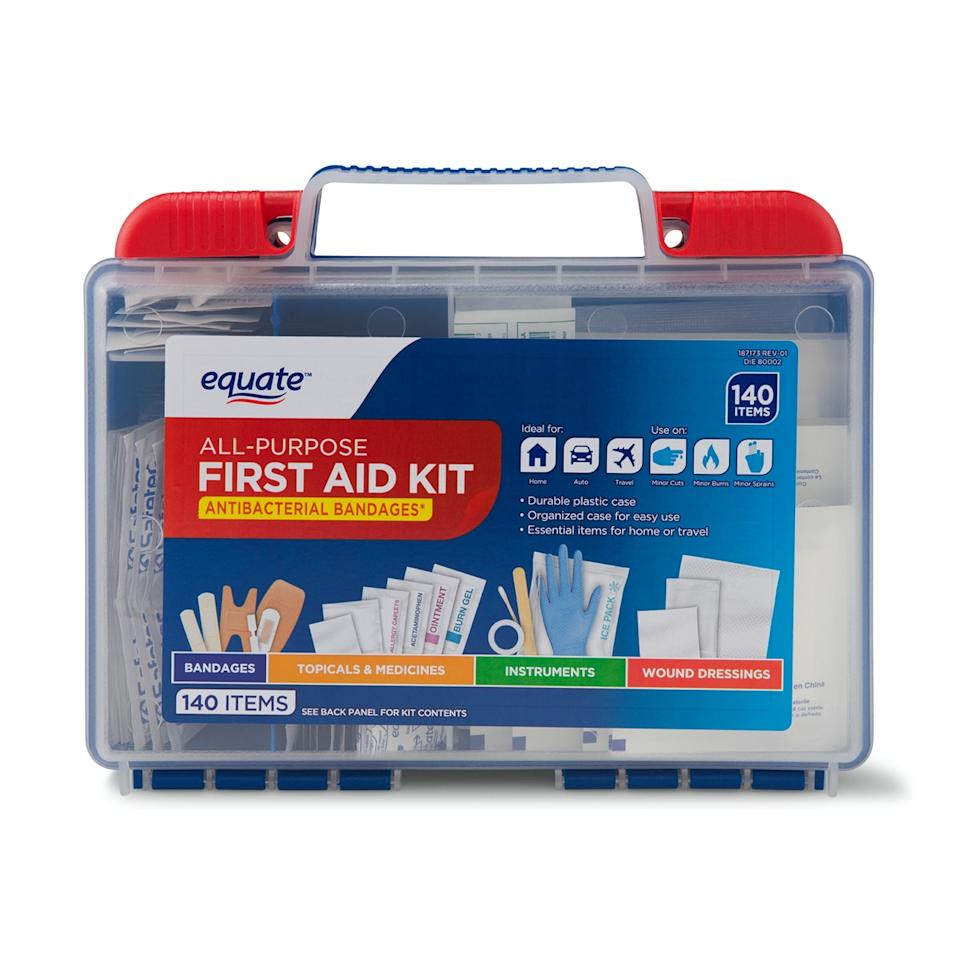 Equate First Aid Kit