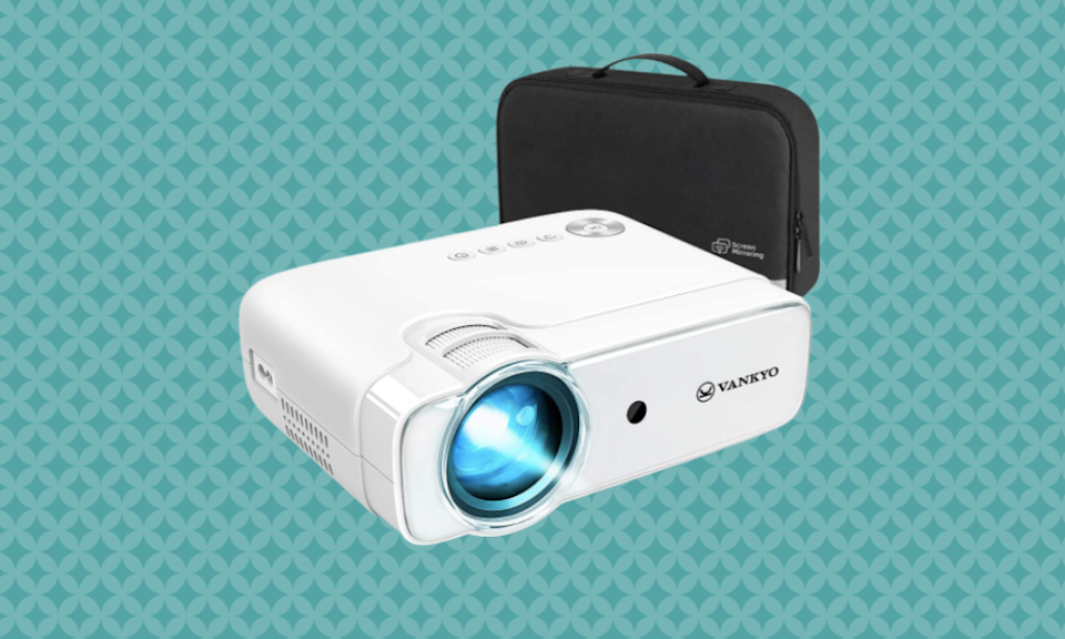 This projector is $110 off today! (Photo: Amazon)