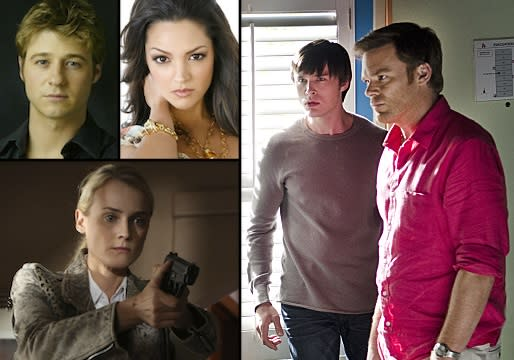 Dexter Spin-Off Theory Snuffed? Odd O.C. Pair? Devious Killer MIA? Colbert Saved? And More Qs!